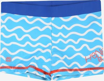 Pantaloncini da bagno 'Rat Henry' SCHIESSER di colore blu / blu chiaro / rosso / bianco, Visualizzazione prodotti