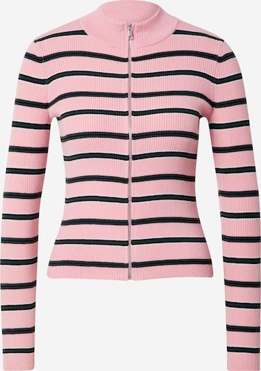 EDITED Gebreid vest 'Erin' in de kleur Rosa, Productweergave