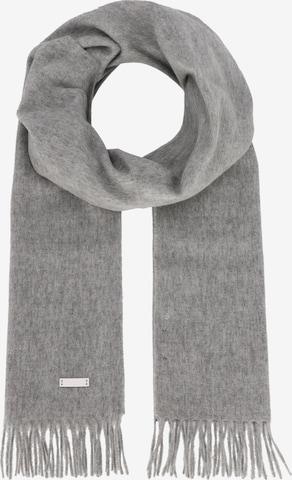 Écharpe 'Heroso 06 ' BOSS Casual en gris