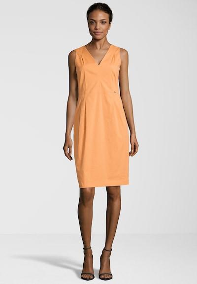 CINQUE Kleid CIEDA in orange / hellorange, Modelansicht