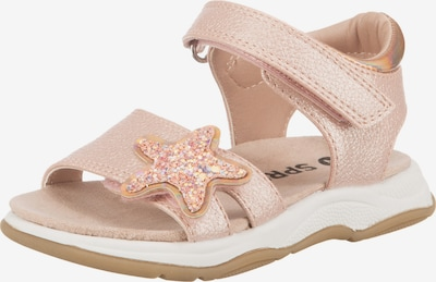 Sprox Sandale in rosa, Produktansicht