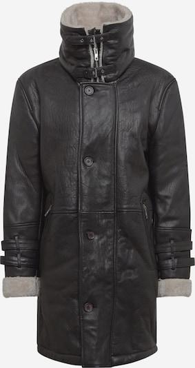 BE EDGY Overgangsjakke 'Barry' i beige / sort, Produktvisning