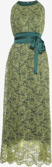 Madam-T Jurk 'Fusia' in de kleur Groen, Productweergave