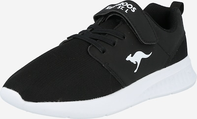 KangaROOS Sports shoe in black / white, Item view