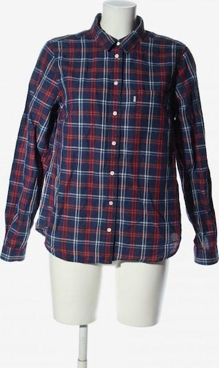 LEVI'S Langarmhemd in L in blau / rot / weiß, Produktansicht