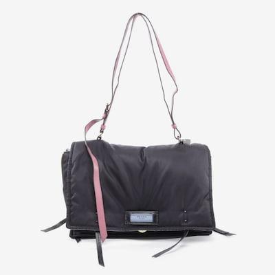 PRADA Schultertasche / Umhängetasche in One Size in schwarz, Produktansicht