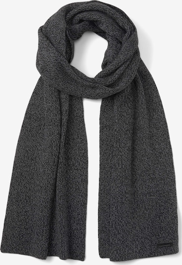 TOM TAILOR Scarf in mottled grey, Item view