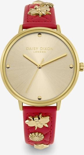 DAISY DIXON Analog Watch in Gold / Red, Item view
