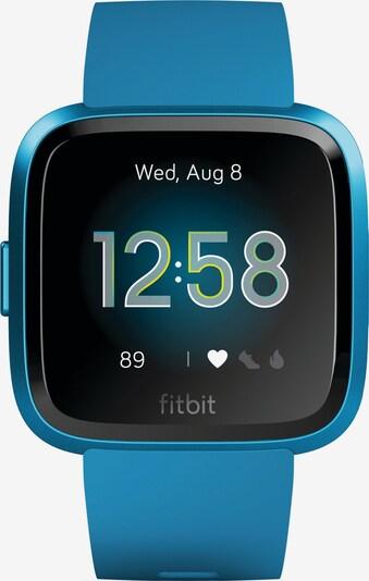 FitBit Uhr in himmelblau, Produktansicht