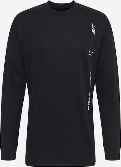REEBOK T-Shirt fonctionnel 'TS Edgeworks' en noir, Vue avec produit