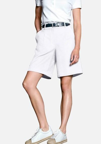DAY.LIKE Bermudashorts 'City-Shorts' in weiß, Modelansicht
