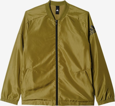 ADIDAS PERFORMANCE Jacke in oliv / schwarz, Produktansicht