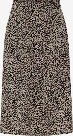 PIECES Skirt 'Krissie' in Lime / Rose / Black, Item view