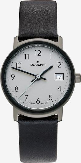 DUGENA Uhr in schwarz, Produktansicht