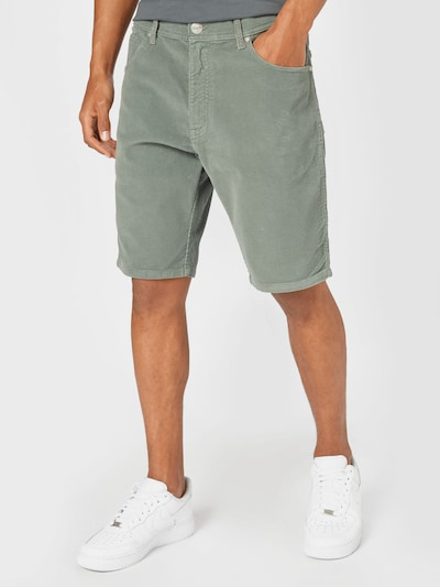 WRANGLER Kalhoty - khaki, Model/ka