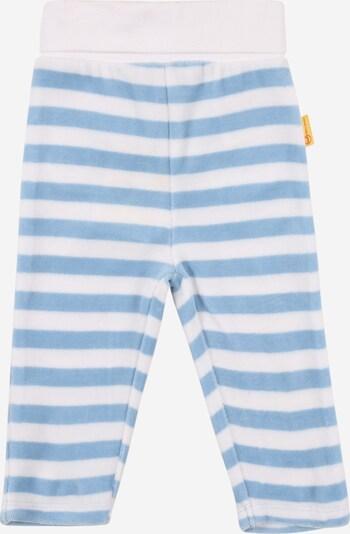 Leggings Steiff Collection di colore blu chiaro / bianco, Visualizzazione prodotti