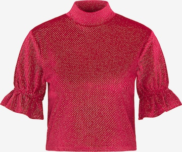 MYMO Shirt in Rood