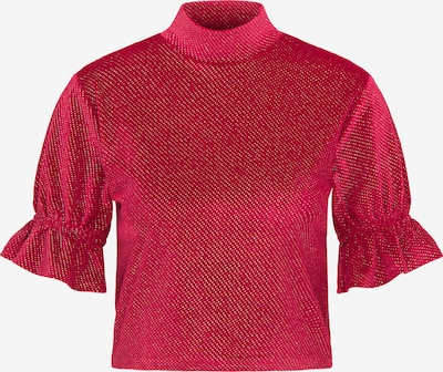 MYMO Shirt in cranberry, Produktansicht