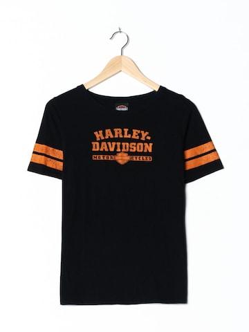 Harley Davidson T-Shirt in M in Schwarz