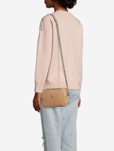 GUESS Crossbody Bag 'Noelle' in Beige: Frontal view