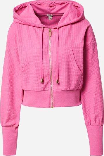 River Island Sweatjacke in pink, Produktansicht