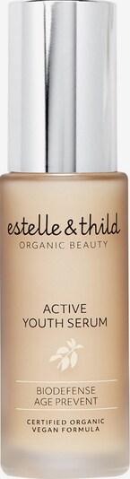 estelle & thild Serum 'Active Youth' in beige, Produktansicht