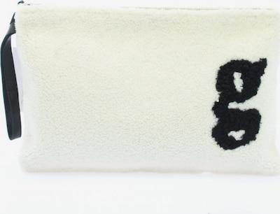 (The Mercer) NY Clutch in One Size in schwarz / weiß, Produktansicht