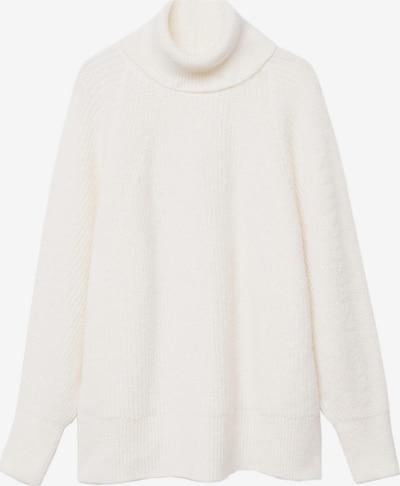 Pulover 'Chalet' MANGO pe alb, Vizualizare produs