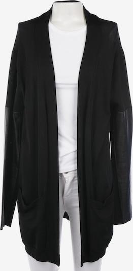 STEFFEN SCHRAUT Pullover / Strickjacke in S in schwarz, Produktansicht