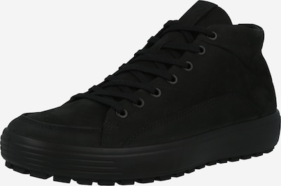 ECCO Athletic lace-up shoe in Black, Item view