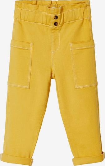 NAME IT Hose in gelb, Produktansicht