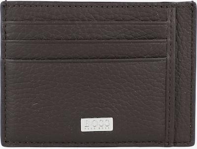 BOSS Casual Portemonnee in de kleur Donkerbruin, Productweergave