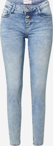Sublevel Jeans in Blau