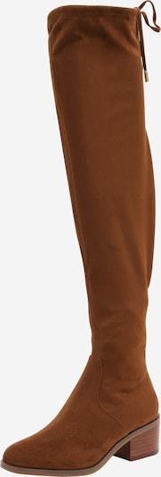 Cizme peste genunchi 'GERARDINE' STEVE MADDEN pe maro coniac, Vizualizare produs