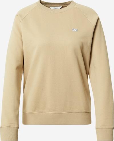 Lee Sweatshirt in de kleur Sand, Productweergave