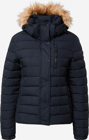 Superdry Zimska jakna 'FUJI' | mornarska barva, Prikaz izdelka