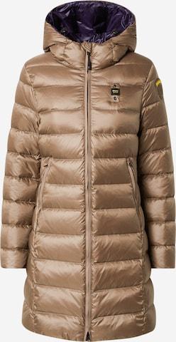 Blauer.USAZimska jakna - smeđa boja