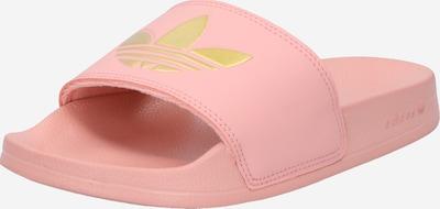 arany / fáradt rózsaszín ADIDAS ORIGINALS Papucs, Termék nézet