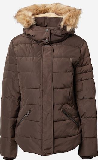 ESPRIT Veste d'hiver en brun foncé, Vue avec produit