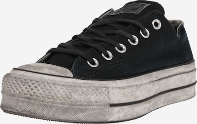 CONVERSE Baskets basses 'CTAS OX LIFT CANVAS LTD BLACK SMOKE IN' en noir / blanc, Vue avec produit
