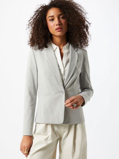 DRYKORN Blazer 'Selsey' in grau, Modelansicht