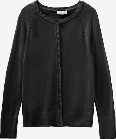 NAME IT Плетена жилетка 'Vioni' в черно, Преглед на продукта