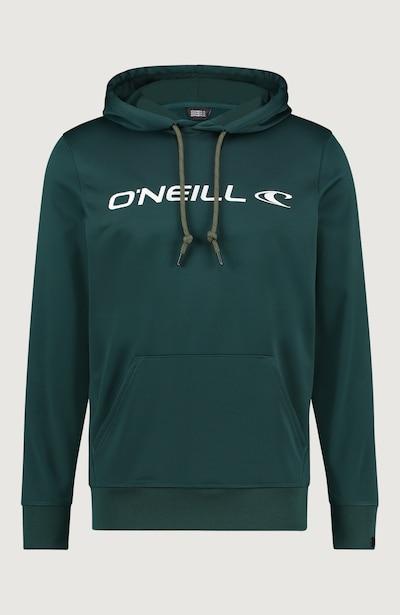 O'NEILL Sportiska tipa džemperis 'Rutile' egļu / balts, Preces skats