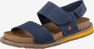 ART Sandals in Blue