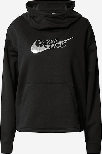 Nike Sportswear Majica | črna / bela barva, Prikaz izdelka