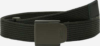 Tommy Jeans Opasky 'PLAQUE' - olivová, Produkt