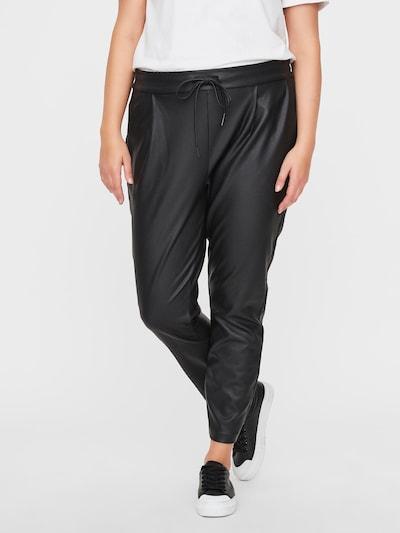 Vero Moda Curve Hose in schwarz, Modelansicht