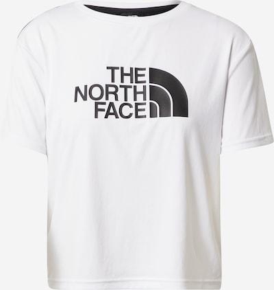 THE NORTH FACE Sportshirt in schwarz / weiß, Produktansicht