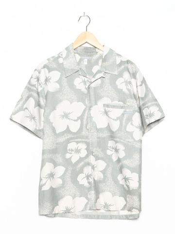 RIP CURL Hawaiihemd in M-L in Grau