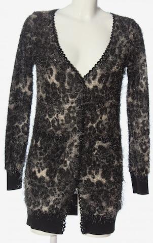 Yumi Sweater & Cardigan in S in Brown